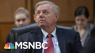 lindsey-graham-impeachment-trial-witnesses-1999-11th-hour-msnbc