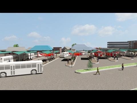Mpango wa Kuendeleza Jiji la Dar es salaam miundombinu Ilala, Temeke na Kinondoni(BRT mpya )