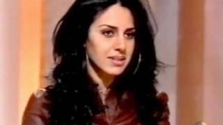 "Monica Naranjo-A cappella "" Parole Parole "" Entrevista Minage (Sabor a TI & Ana Rosa Quintana )"