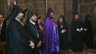 Այսօր Սուրբ Շողակաթ եկեղեցու ուխտի օրն է