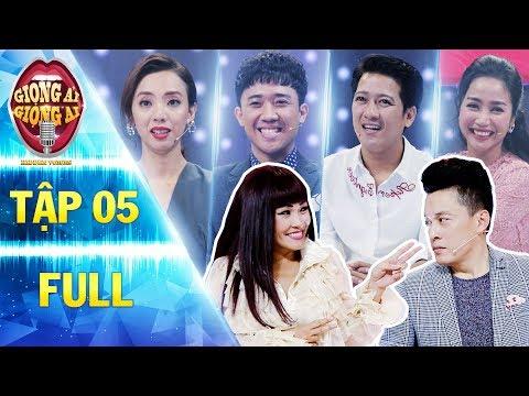 Giọng ải giọng ai 2 | tập 5 full: Lam Trường, Phương Thanh