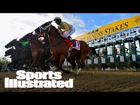 Derby Winner Justify Is Preakness Favorite | SI Wire | Sports Illustrated