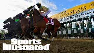 Derby Winner Justify Is Preakness Favorite | SI Wire | Sports Illustrated thumbnail