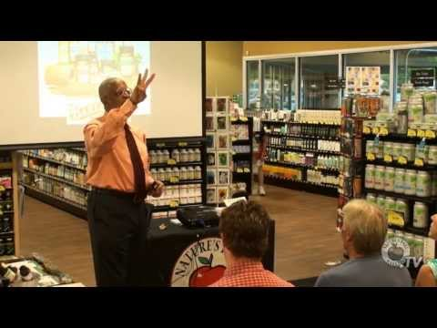 Nature's Fare presents Spring into Superfoods with Dr. Herb Joiner-Bey