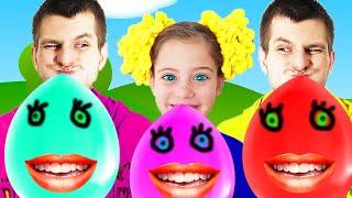 Песенка про шарики для детей
