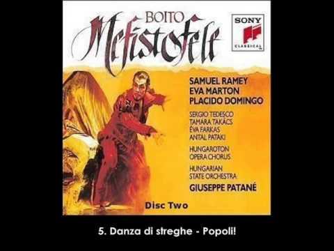 Mefistofele (Boito) - Samuel Ramey, Eva Marton, Placido Domingo