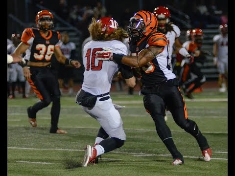 2015 Riverside City College Homecoming Football Game against Chaffey