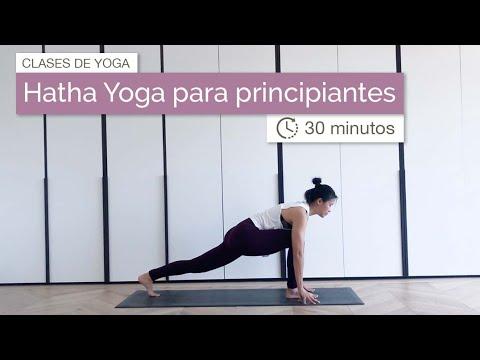 Hatha Yoga Para Principiantes Youtube