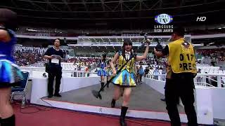 Download Perform JKT 48 Di Stadion Gelora Bung Karno (Heavy Rotation & Fortune Cookies) Reupload Mp3