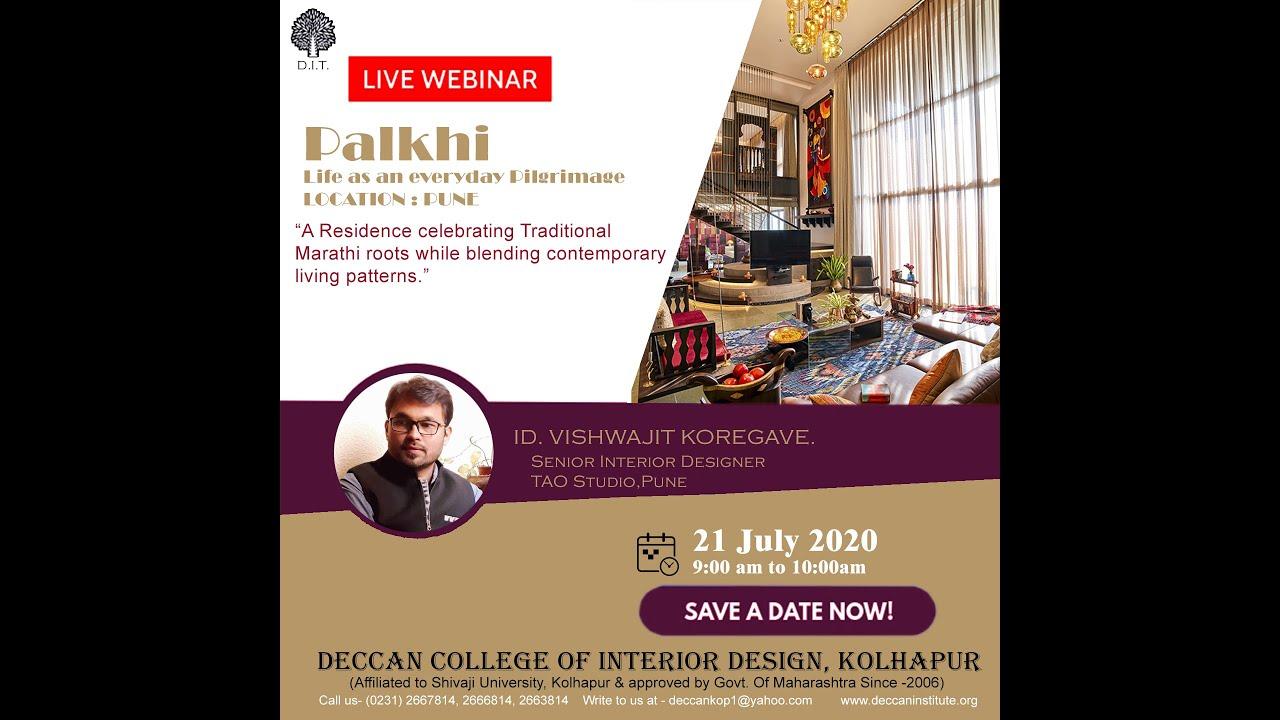 Deccan Institute Of Technology Dit Kolhapur Interior Designing College Kolhapur
