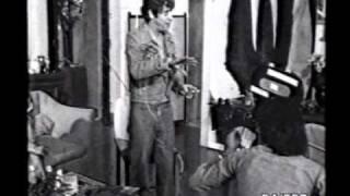 Carmelo Bene e Buster Keaton
