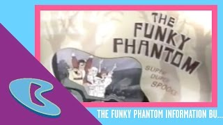 """The Funky Phantom Information Bumper""  The Funky Phantom Bumper 