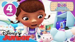 Ein neues Spielzeug - Doc McStuffins | Disney Junior Kurzgeschichten