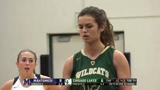High School Girls Basketball: Mahtomedi vs. Chisago Lakes