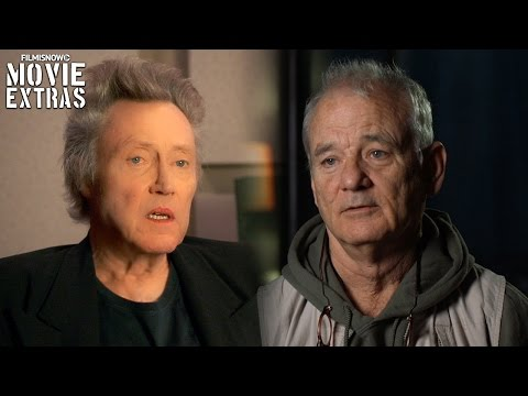 The Jungle Book | On-Set with Bill Murray 'Baloo' and Christopher Walken 'King Louie' [Interview]