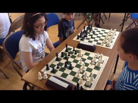 Frimley Junior Chess Club : Swiss Tournament, part 1