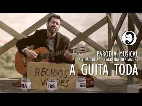 A Guita Toda | Paródia musical -