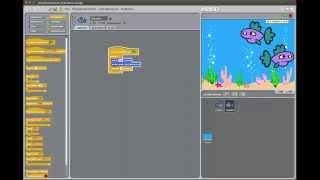 Scratch_Lesson_01 Знакомство со средой программирования Scratch