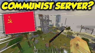 I Tried To Run A Minecraft Server Like A Communist Dictator