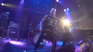 BIOHAZARD - TALES FROM THE HARD SIDE - Live @ Foufounes Electriques, Montréal (2014)