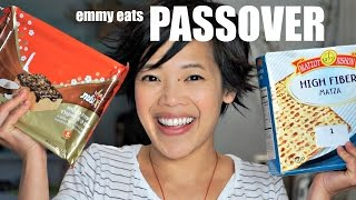 Emmy Eats Passover