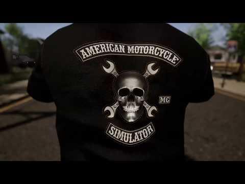 American Motorcycle Simulator - Trailer