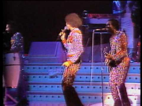 The Commodores & Lionel Richie at home
