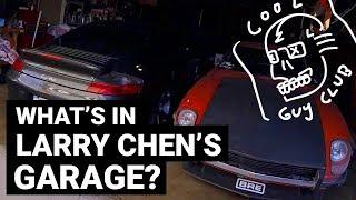 What's in Larry Chen's Garage? +Legacy Wagon Walkaround