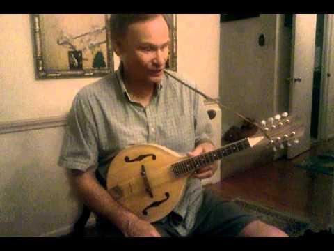 Easy mandolin song - Will the circle be unbroken