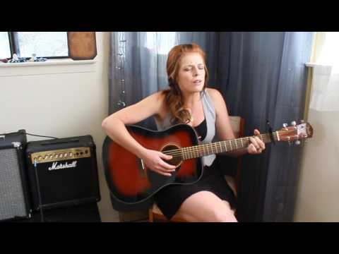 Chris Stapleton - broken halos (cover by Mara Barnes)