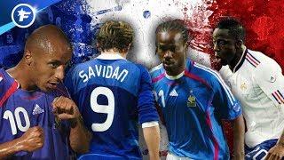 VIDEO: Ces joueurs qui comptent une sélection en Equipe de France