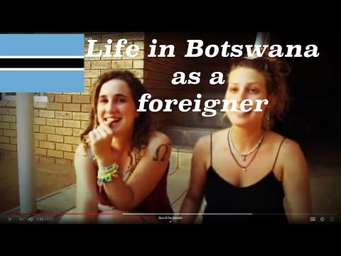 Home Away at the University of Botswana