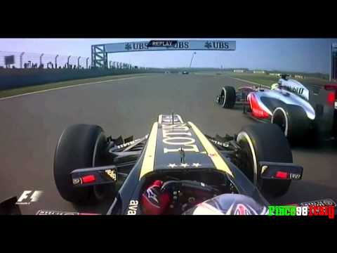 F1 2013 Shanghai Highlights (HD)