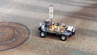 Self Driving RC Car Project - Computer Engineering SJSU - The Titans - Haroldo Filho