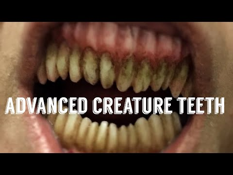 Stan Winston School of Character Arts: Advanced Creature Teeth