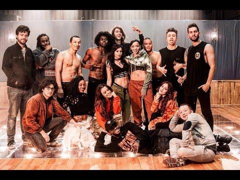 Tinashe - Company Behind the ScenesRehearsals