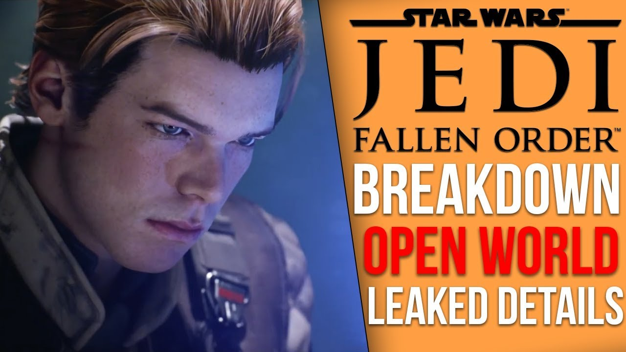 How Respawn created its own world within Star Wars for Jedi ...