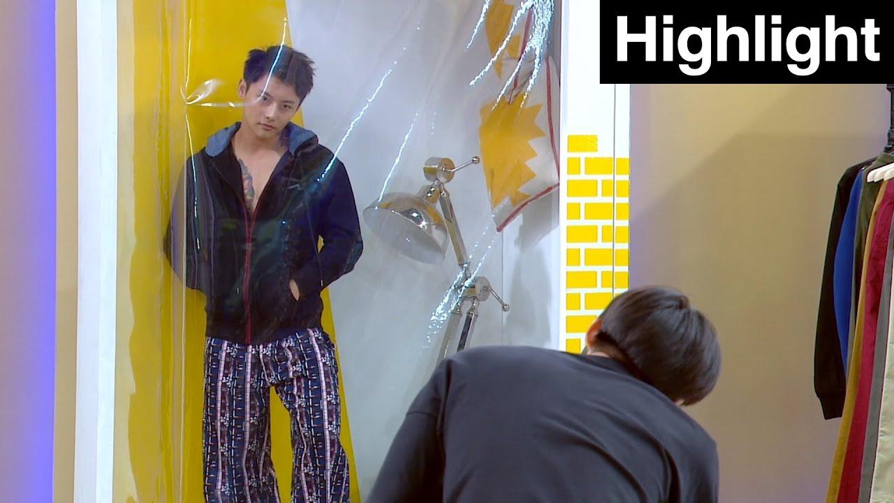 เป็นนายแบบแล้วต้องเป็นสไตล์ลิสต์ได้ด้วย | Highlight : The Face Men Thailand season 3 Ep.7-1