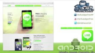 Line Nueva App Para Texto y Llamadas Gratis!!! más info en www.descargarlinegratis.com screenshot 5