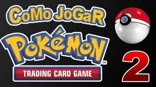 Como jogar Pokémon TCG - Tipos de cartas e carta Pokémon (2-10)