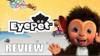 EyePet Gameplay/Mini Review