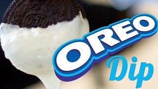 Oreo Dip: The Only Way To Improve Oreos