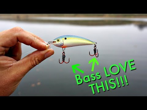 Killer Trick to Catch More Bass!!! (MTB November Unboxed/Rigged/Fished)