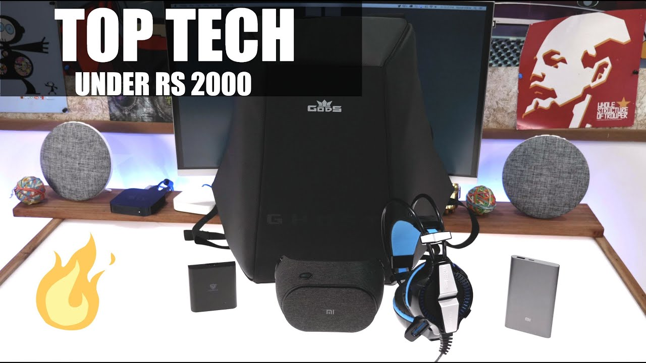 Download Top Tech Under Rs. 2000 - iGyaan Budget