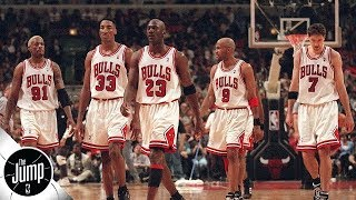 Are the 1990s Chicago Bulls the greatest NBA dynasty of all time? | The Jump