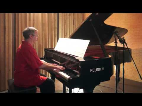"""Lotus Land"" by Cyril Scott - P. Barton, FEURICH piano"
