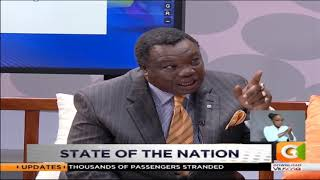 JKLIVE   1 year since Uhuru-Raila handshake