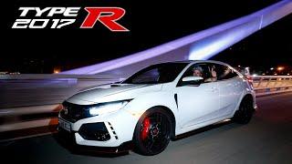 Test De 0-200km/h Honda Civic Type R 2017- Yo Conduzco  Dani Clos