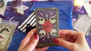 Unboxing the Dark Mirror Oracle - Abundant Life Tarot