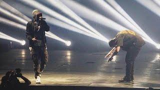 Repeat youtube video Drake x Eminem - Forever @ Joe Louis Arena in Detroit (16.08.2016)